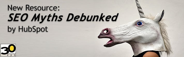New Resource: SEO Myths Debunked by HubSpot