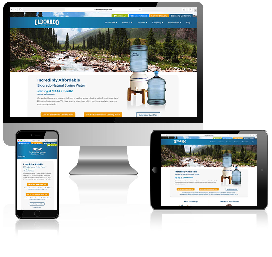Eldorado Website Example