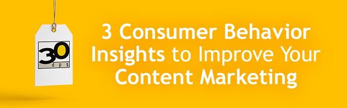 Consumer Be