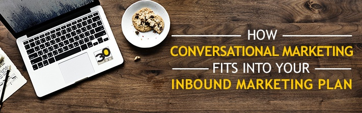 Using Conversational Marketing For Inbound