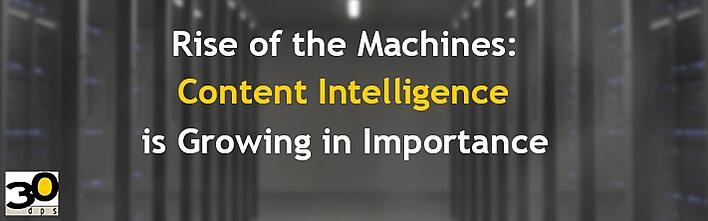 Content Intelligence takes Marketing Automation to a whole new level