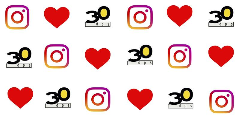 Hi 30dps Instagram Followers! Let's Stay in touch!