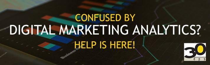 Help with digital marketing analytics