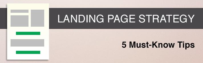 5 Landing Page Optimization Tips